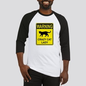 Crazy Cat Baseball Jersey